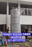 TANGKI SOLAR FIBER