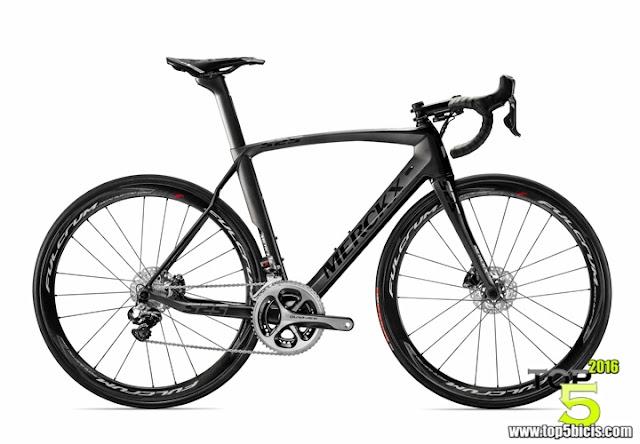 Eddy Merckx EM525, nuevo modelo para 2016