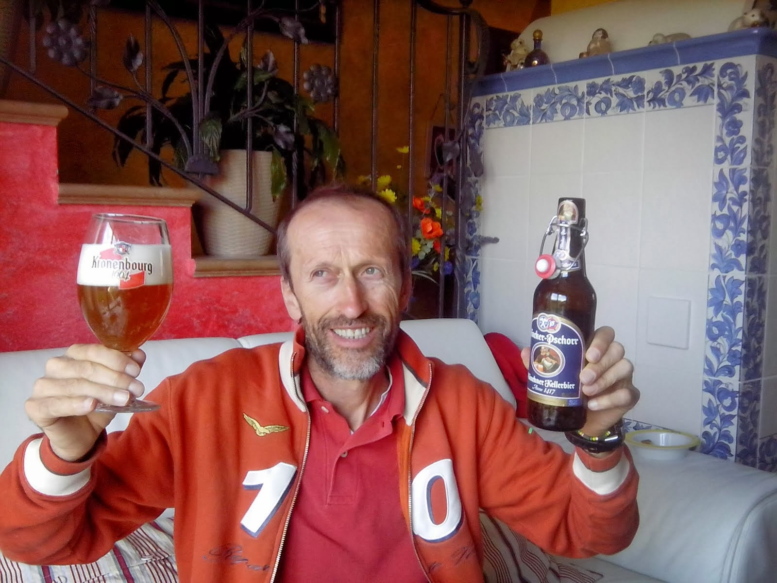 Una Birra al giorno toglie Pescosta                               di Torno
