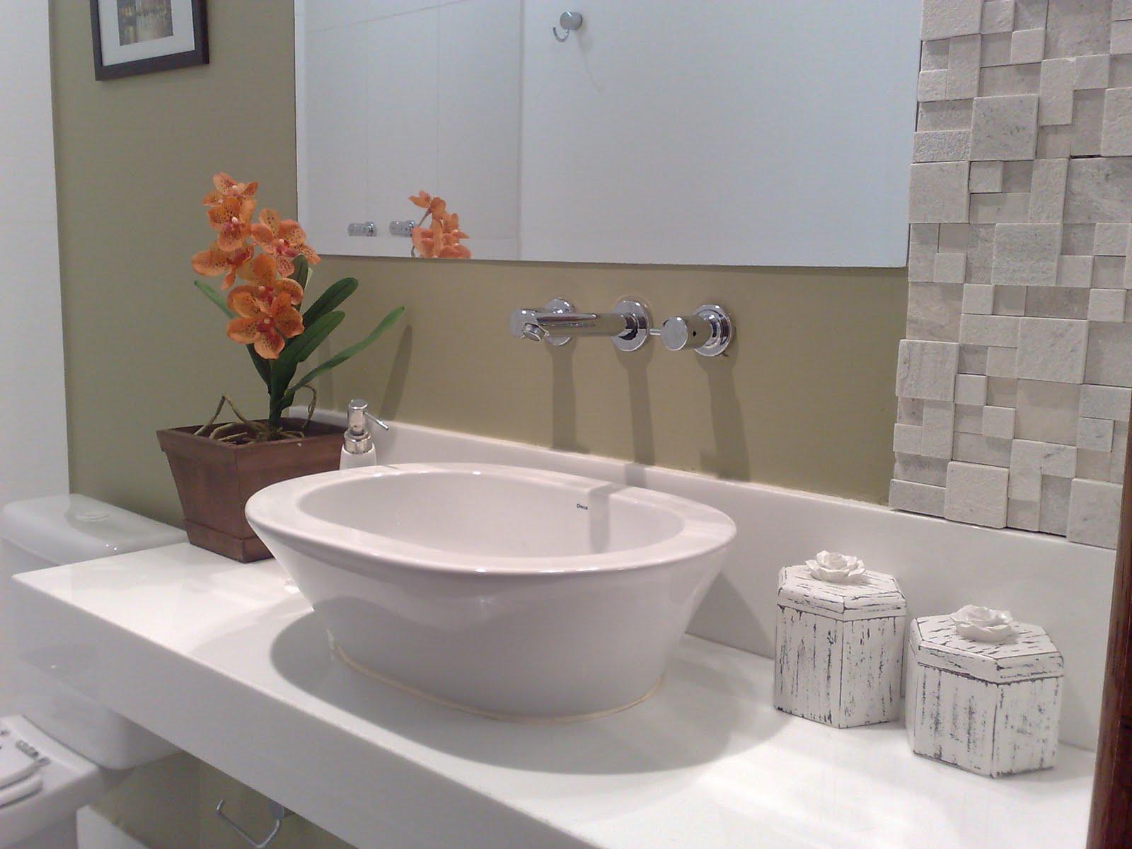 lavabo decoracao barata:Decoracao De Lavabo