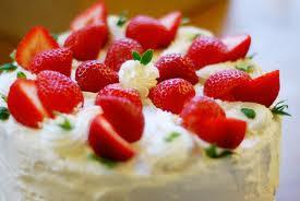 Receta Torta de Frutilla