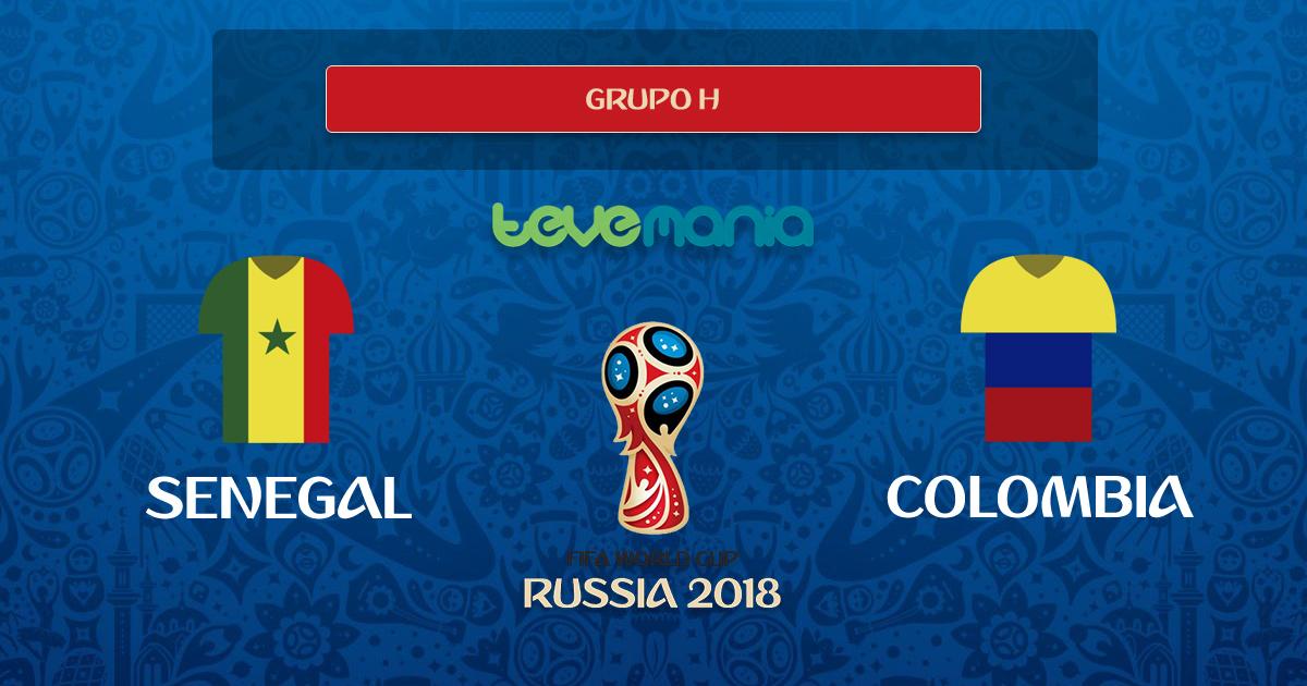 Colombia vence 1-0 a Senegal y logra clasificar a octavos de final