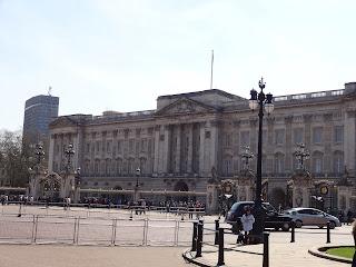 Palacio Reina de Inglaterra