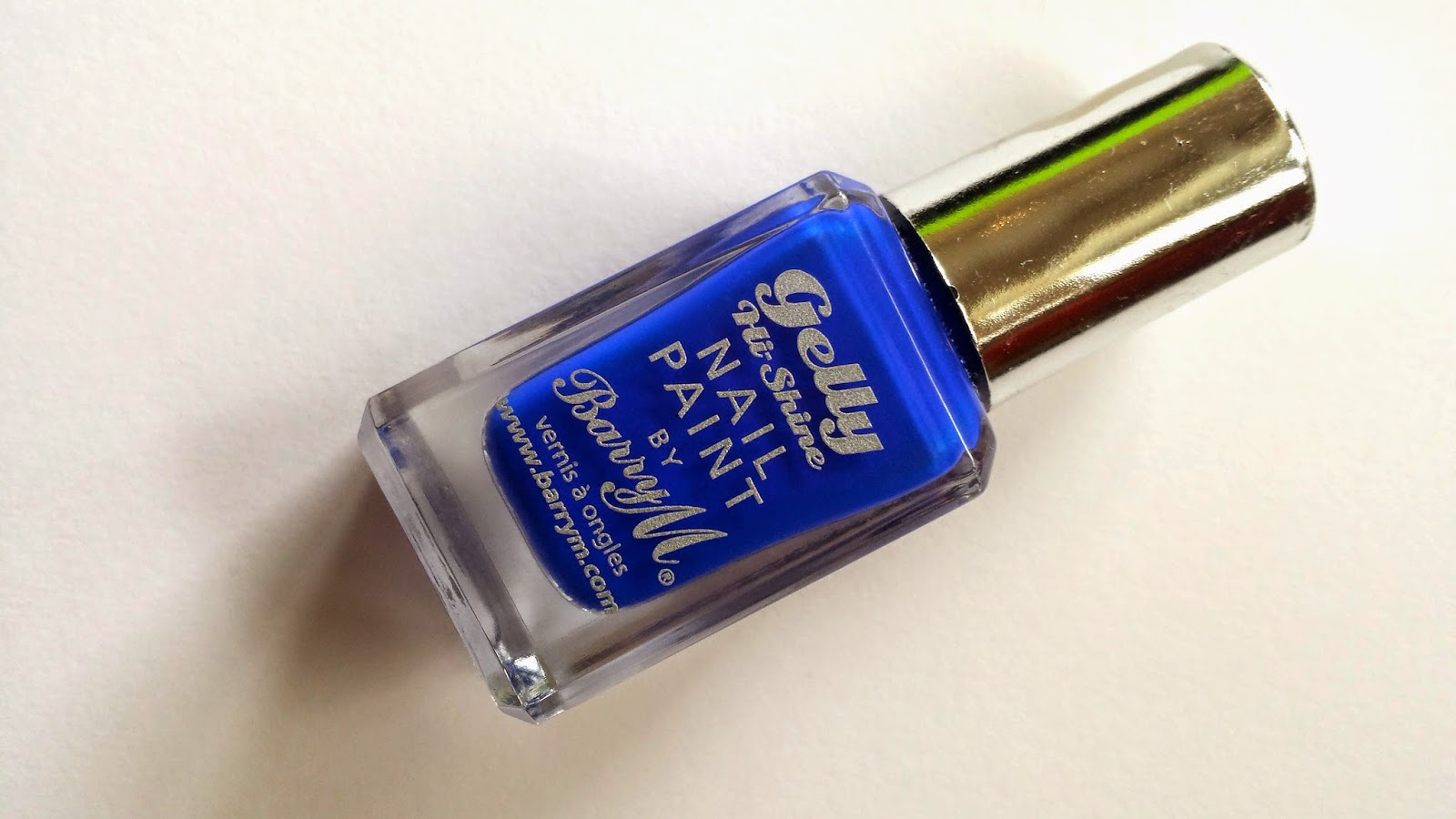 Barry M Blue Grape - Mellies Corner 2
