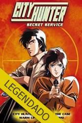 City Hunter Filme 5: The Secret Service – Legendado