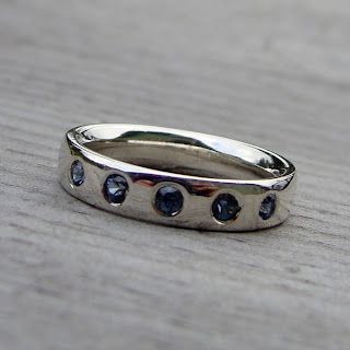 ethical sapphire jewelry