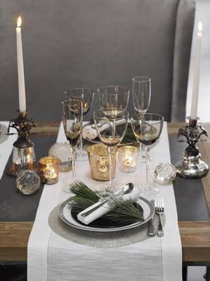 Cooking design art decora tu mesa en navidad - Como decorar mesa de navidad ...