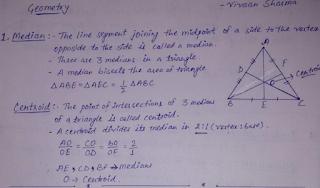 Handwritten Notes on Advance Mathematics by Vivan Sharma