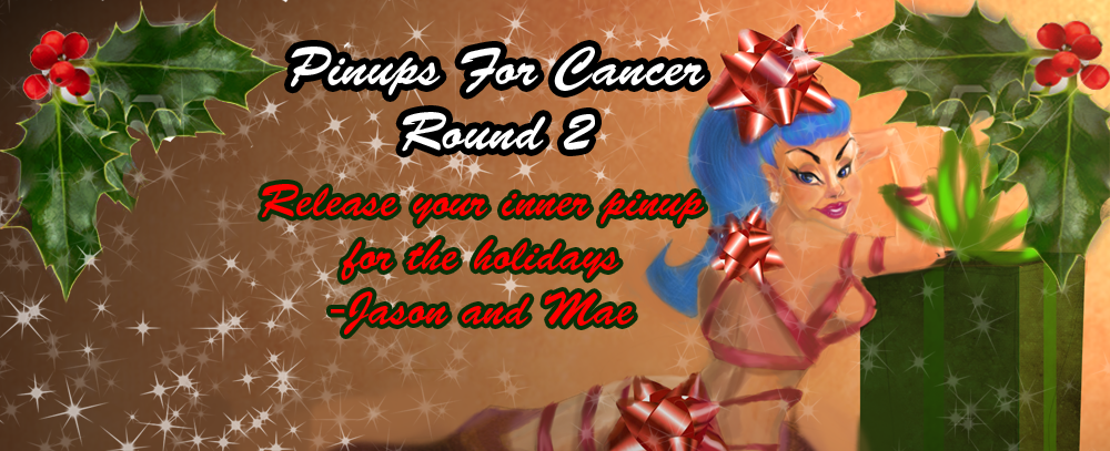 Pinups For Cancer: A health blog with pretty pictures