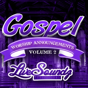 Live Soundz Productions - Gospel Worship Announcment Vol 2 screenshot