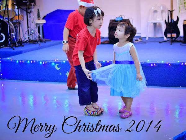 SIB Cheras Pre Christmas!