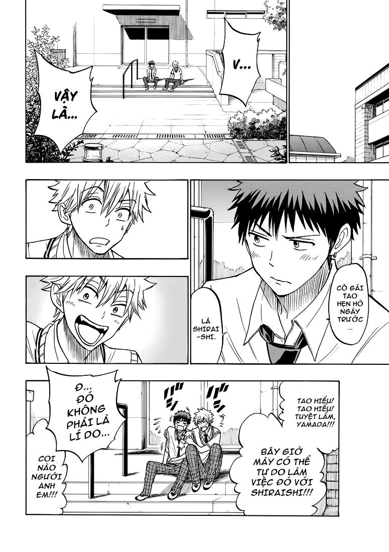 Yamada-kun to 7-nin no majo chap 213 page 18 - IZTruyenTranh.com