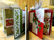 Christmas Mini Book Kit and Instructions