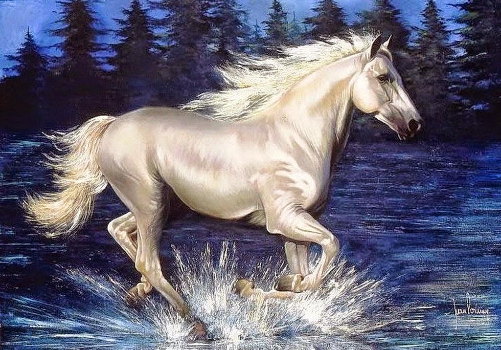 Cuadros pinturas oleos pinturas y cuadros de caballos - Los cuadros mas bonitos ...