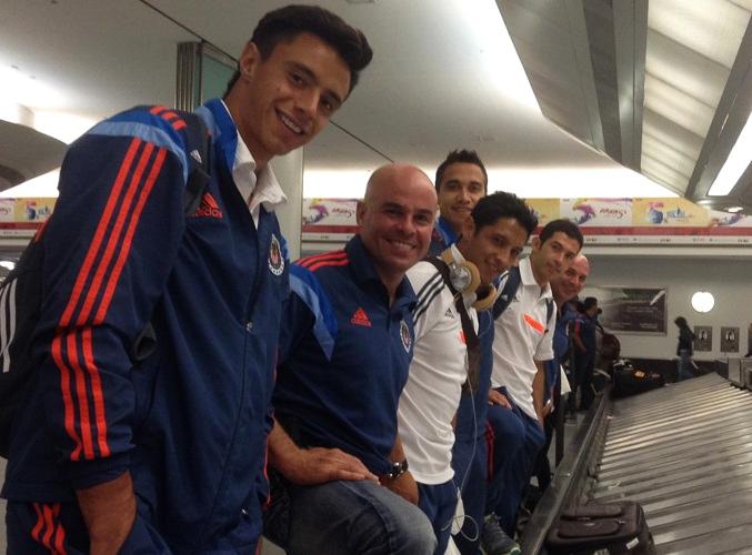 Este jueves Chivas enfrentará al Bayern Múnich en la Red Bull Arena.