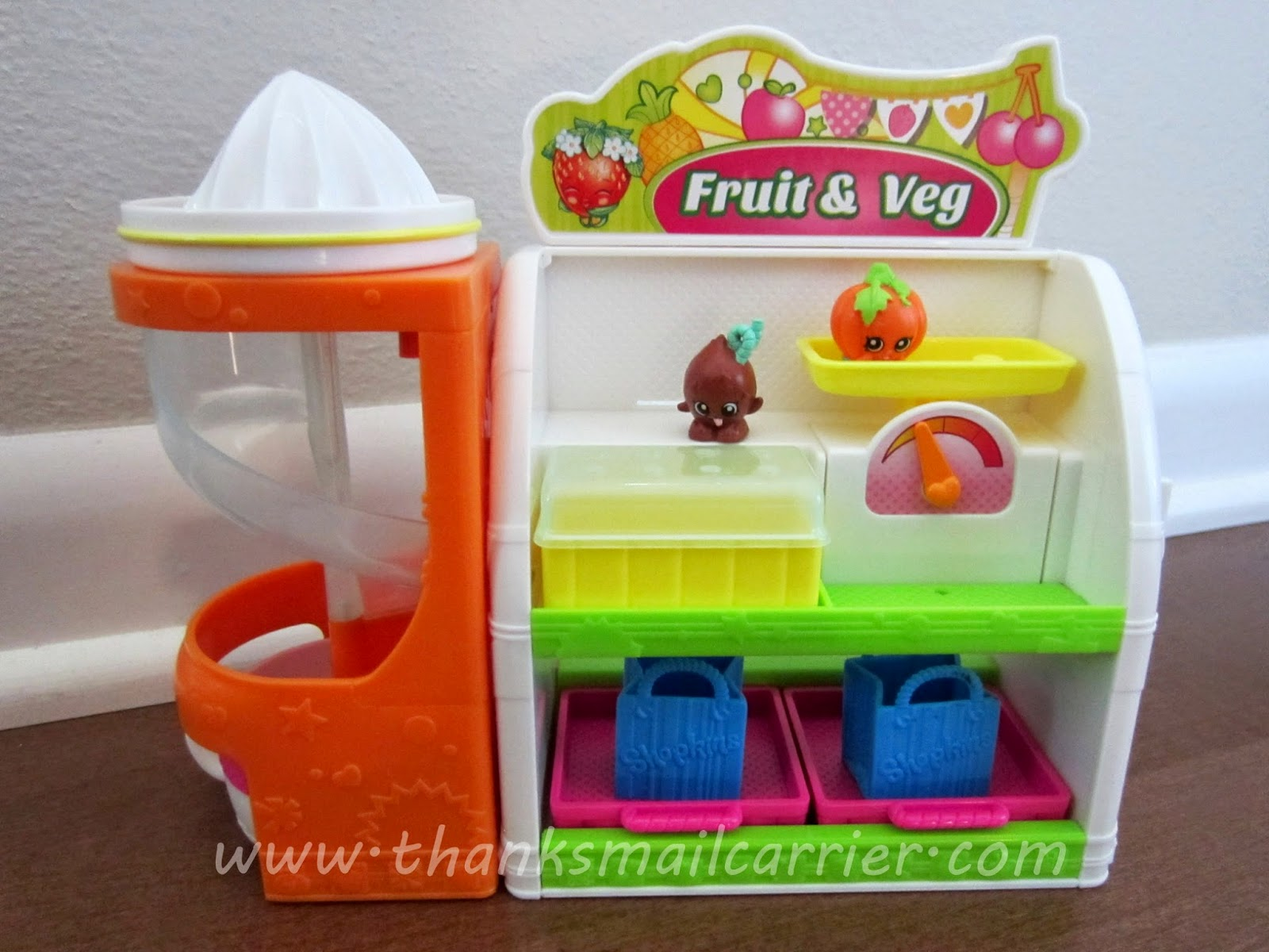 Shopkins Fruit & Veg