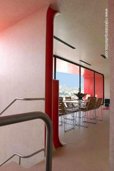 Interior de Casa PR34 en México
