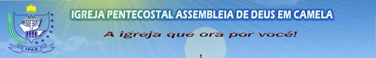 Igreja Pentecostal Assembleia de Deus em Camela