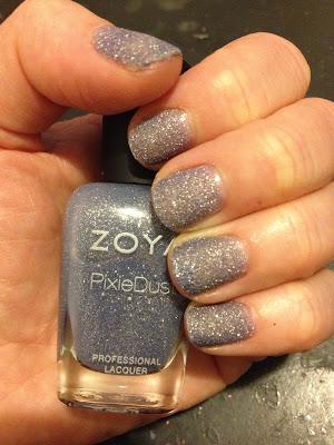 Zoya, Zoya PixieDust Collection, Zoya Nyx, nail polish, nail varnish, nail lacquer, manicure, mani monday, #manimonday, nails