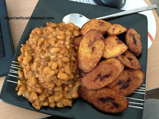 How to cook Nigerian Beans (Ewa)