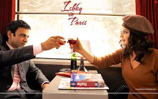 Ishkq In Paris HD Wallpaper Starring Preity Zinta, Rhehan Malliek