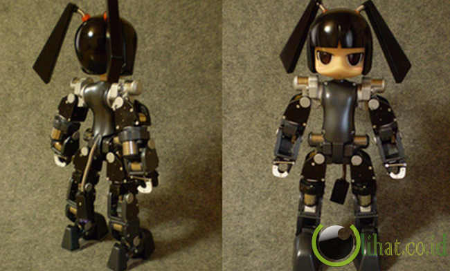 ROBOT TERCANGGIH