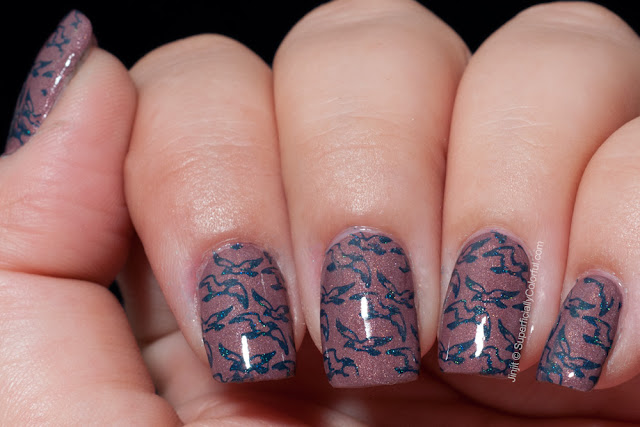 Maya Cosmetics Vintage stamped with ILNP Fleet Week