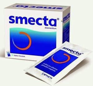 DOSIS SMECTA Sachet  (Dioctahedral Smectite)