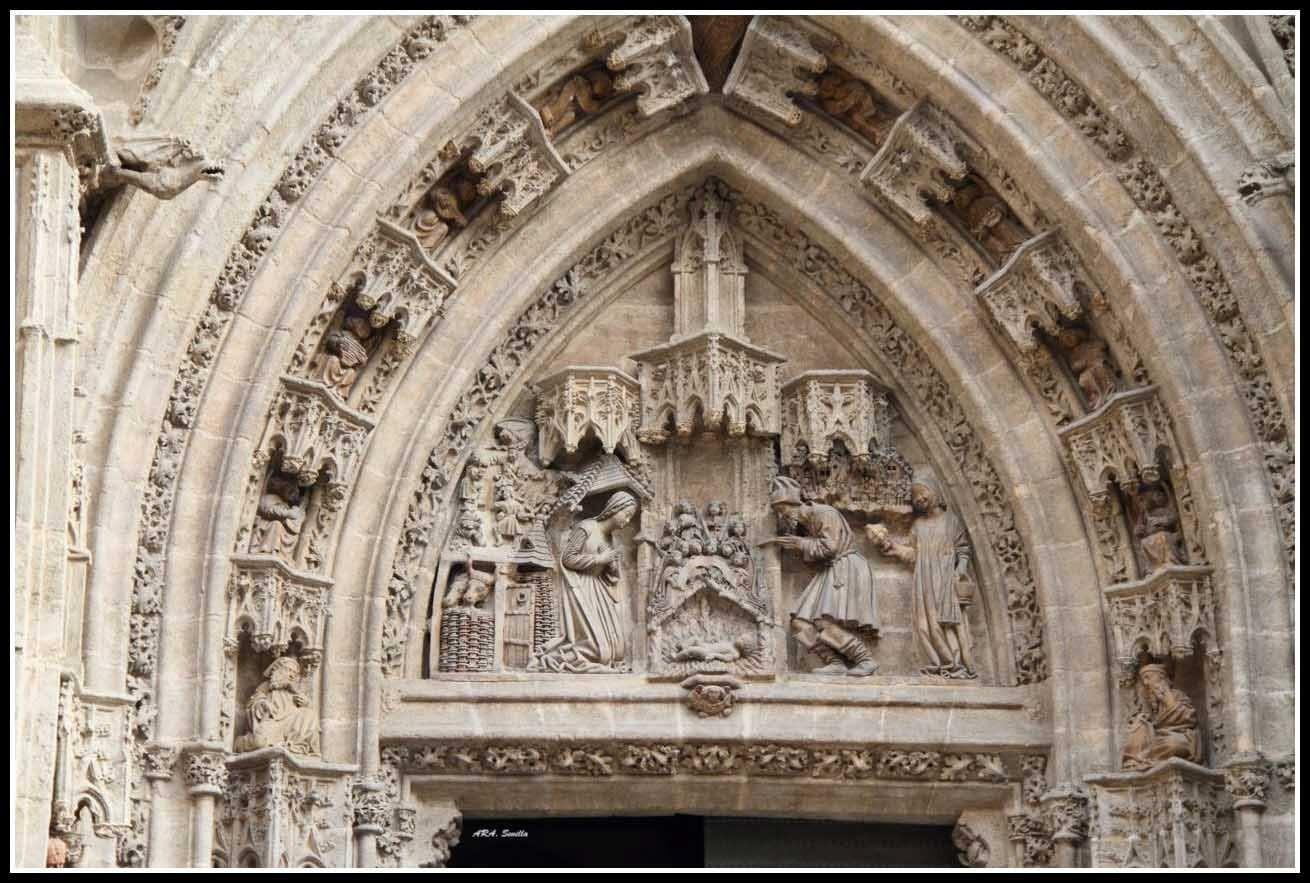 El marenostrum puertas de la catedral de sevilla for Puertas correderas sevilla