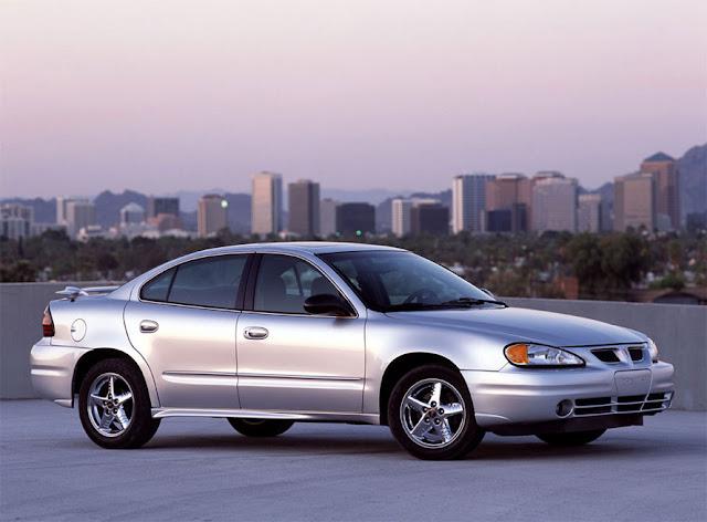 ポンティアック・グランダム 5代目 | Pontiac Grand Am (1999-2005)