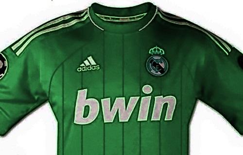 camiseta real madrid champions 13