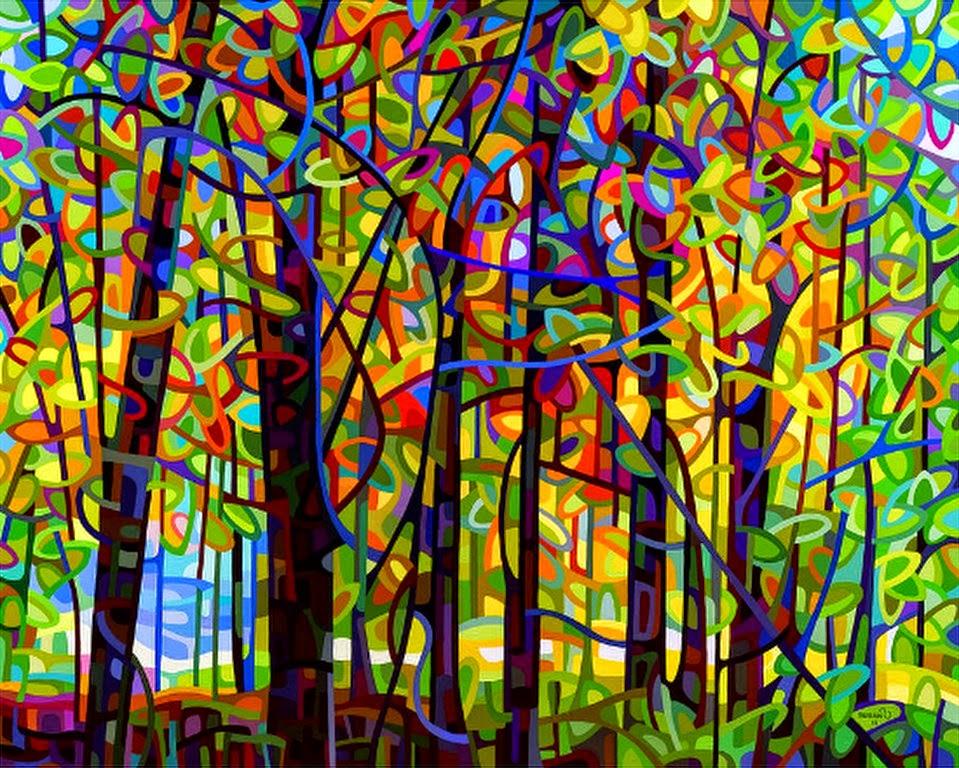 Dibujos abstractos para pintar cuadros best mandalas para - Fotos cuadros modernos ...