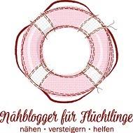Nähblogger für Flüchtlinge