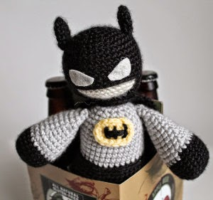 Free Amigurumi Batman Pattern : 2000 Free Amigurumi Patterns: Batman crochet pattern