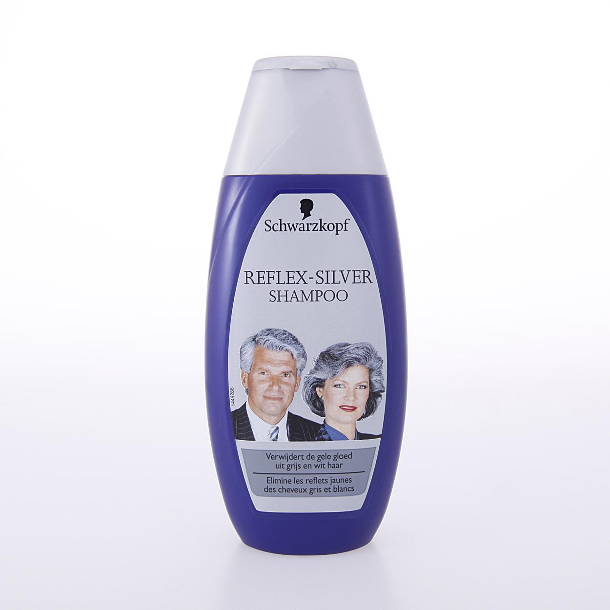 Purple Shampoo Against Brassy Hair Schwarzkopf Silver