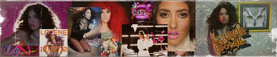 Lolene Brasil® Sua Fonte de Notícias sobre a cantora britânica Lolene!