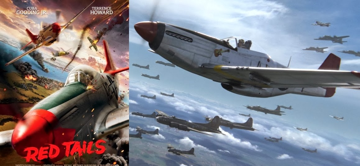 Film Red Tails (2012)