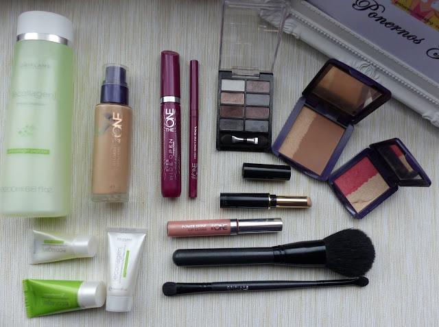 Cuidado facial y maquillaje para escapada de fin de semana