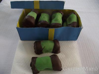 svéd bonbon