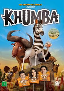 Khumba - BDRip Dual Áudio