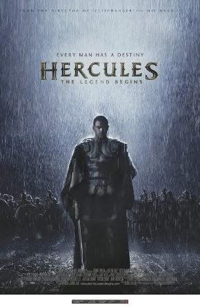 Hercules: El origen de la leyenda (2014)
