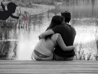une histoire d'amour courte
