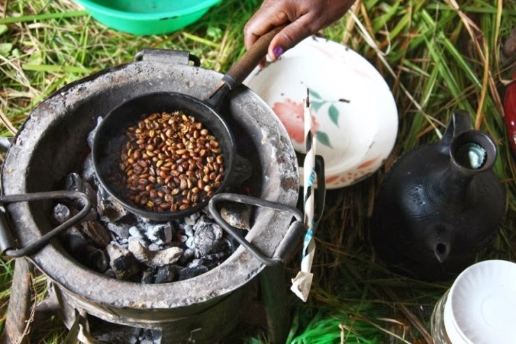 All about coffee ethiopia coffee ceremony for Abol ethiopian cuisine