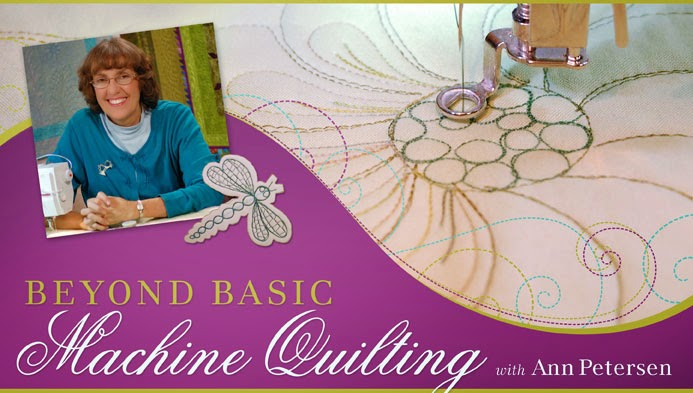Beyond Basic Machine Quilting