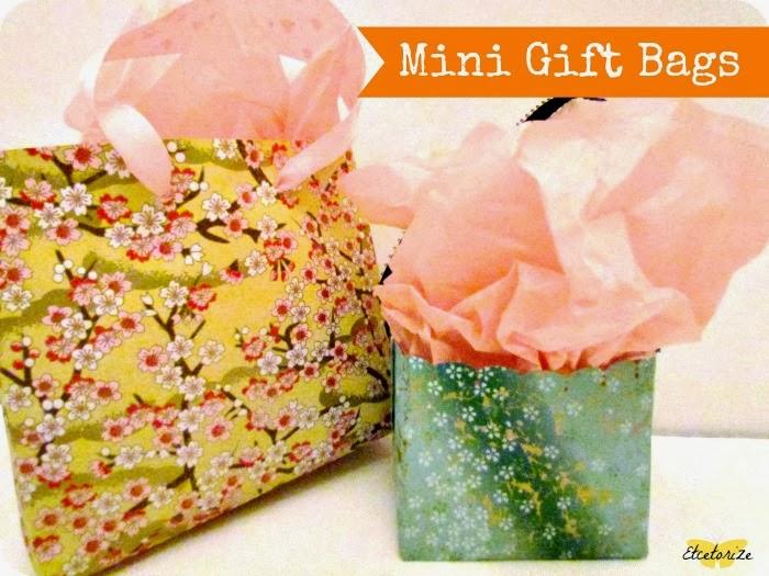 DIY Gift Bags, DIY Paper Bags