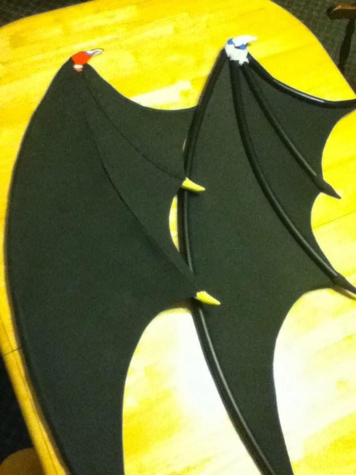 & I need help on my bat wings!! - Cosplay.com