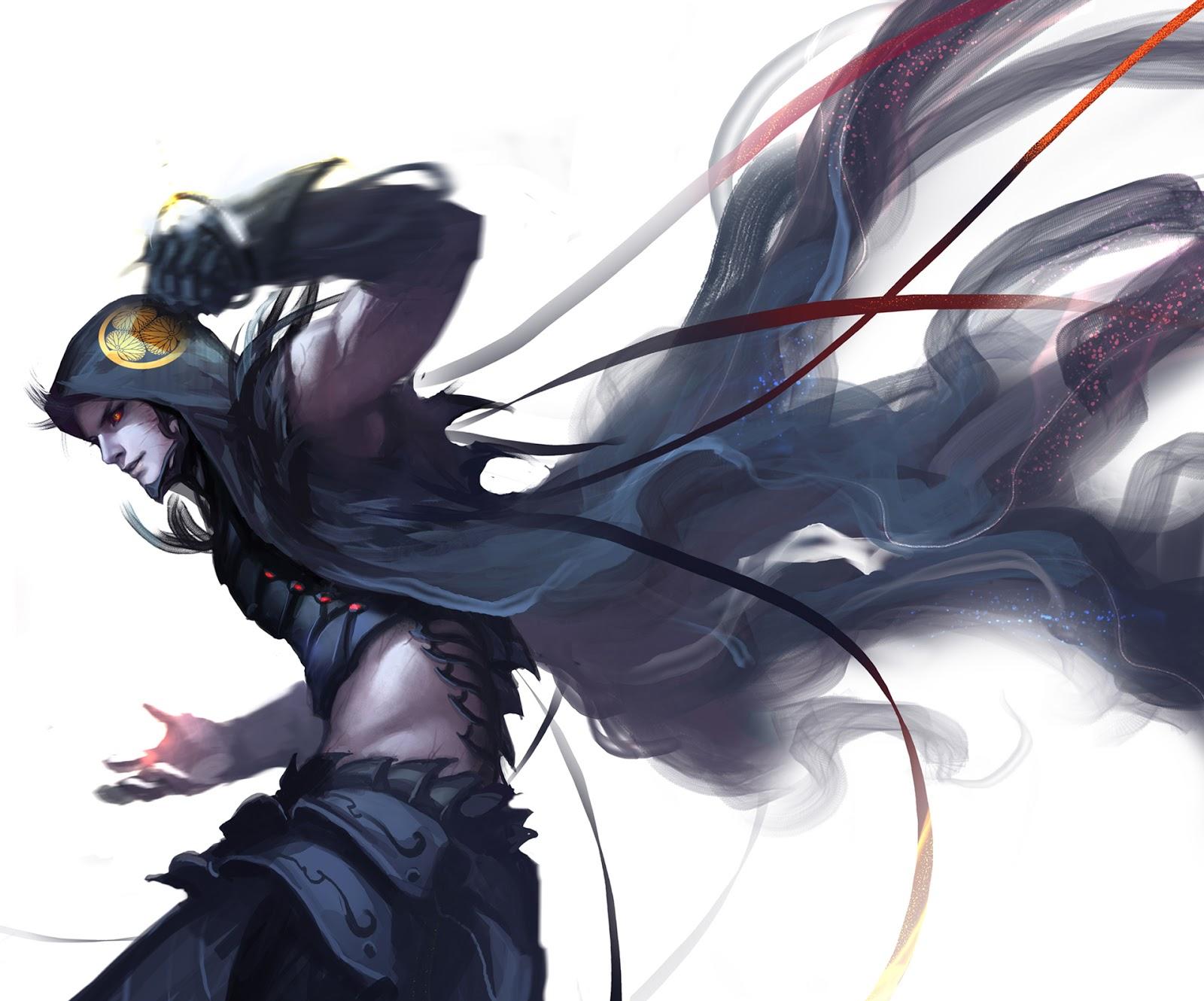 Hd wallpaper fist male black cape 1992 - Anime male wallpaper hd ...