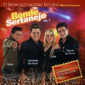 Bonde Sertanejo - Ao Vivo Vol.3
