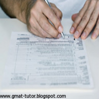 GMAT Exam Signup