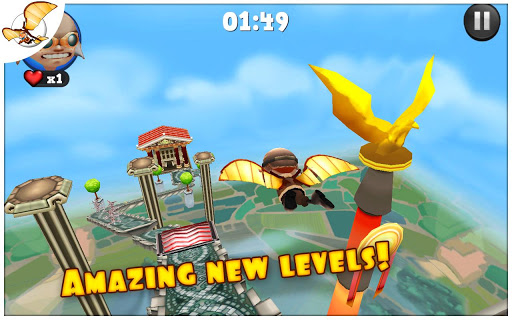 Running Fred Android Game Review – Thrilling Running Game